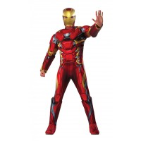 Costume d'Iron Man Deluxe (XL)