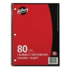 Hilroy cahier 1 sujet