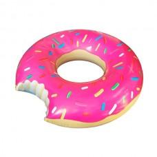 Gonflable pour piscine beignet