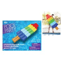 Pool party flotteur GLACE