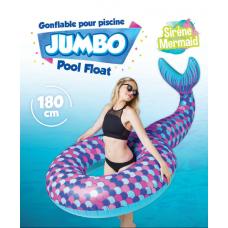 gonflable pour piscine sirène jumbo